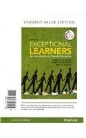 Exceptional Learners: An Introduction to Special Education, Loose-Leaf Version (12th Edition)