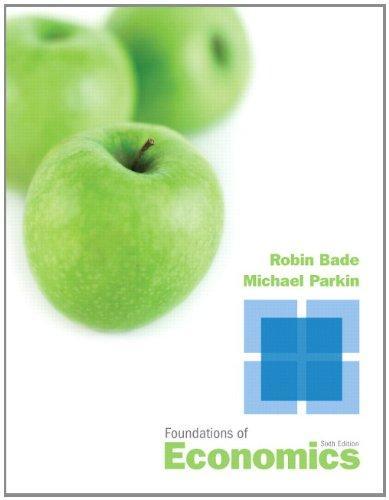 Foundations of Economics (6th Edition)