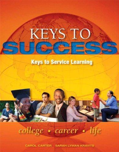Keys to Success: Service Learning (Keys Franchise)