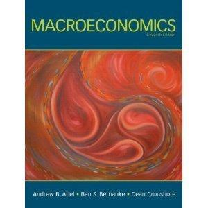 Macroeconomics and NEW MyEconLab with Pearson eText (7th Edition)