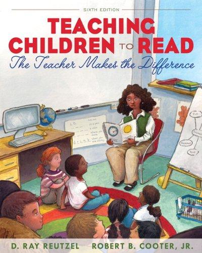Teaching Children to Read: The Teacher Makes the Difference Plus MyEducationLab with Pearson eText -- Access Card Package (6th Edition)