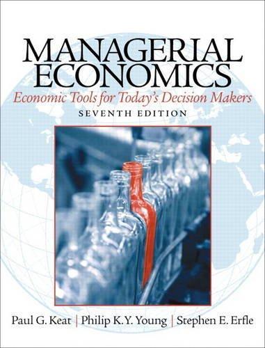 Managerial Economics (7th Edition)