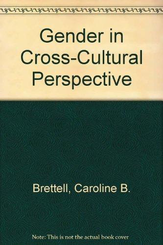 human sexuality in cross cultural perspective The international encyclopedia of human sexuality a broad biocultural perspective and show the socio-cultural and cross-cultural.