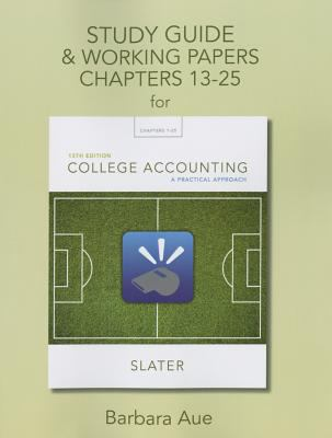 Study Guide with Working Papers, Chapters 1-9 for Heintz/Parry's College Account