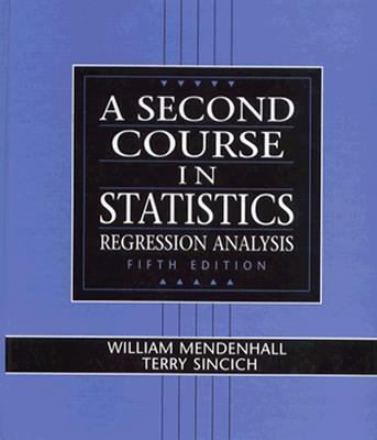 Second Course in Statistics Regression Analysis