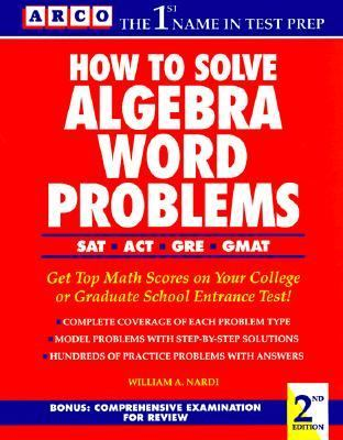 how to solve word problems in algebra pdf