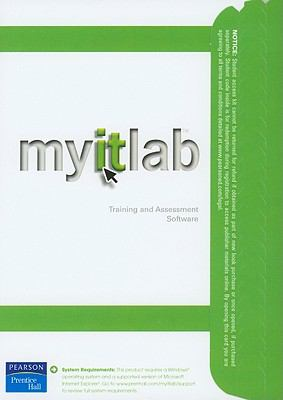 myitlab 12-month Student Access Code Card (myitlab Series)