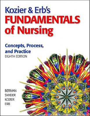 Kozier & Erb's Fundamentals of Nursing Value Pack (includes MyNursingLab Student Access  for Kozier & Erb's Fundamentals of Nursing & iClicker $10 Rebate  ) (8th Edition) (MyNursingLab Series)