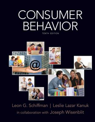 Consumer Behavior (10th Edition)