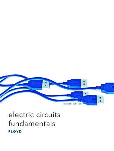 Electric Circuits Fundamentals (8th Edition)