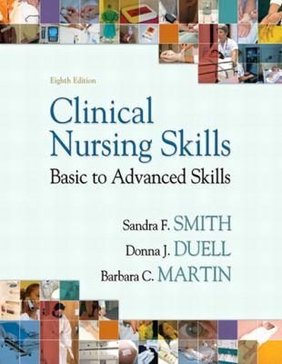Clinical Nursing Skills (8th Edition)