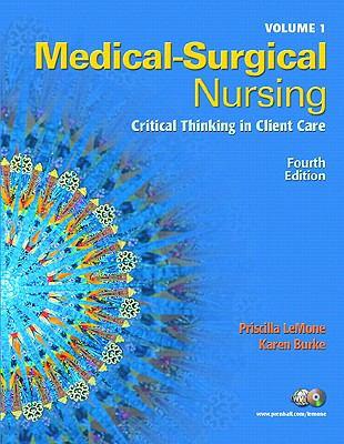 Medical Surgical Nursing Volumes 1 & 2 Value Pack (includes MyNursingLab Student Access)