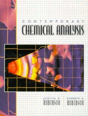 Contemporary Chemical Analysis