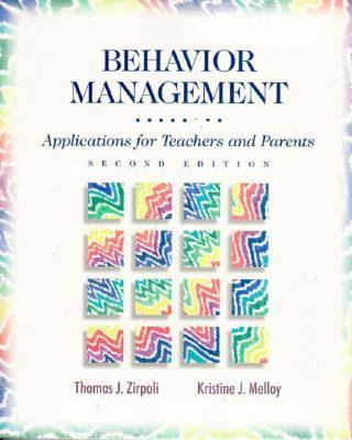 Behavior Management Applications for Teachers and Parents