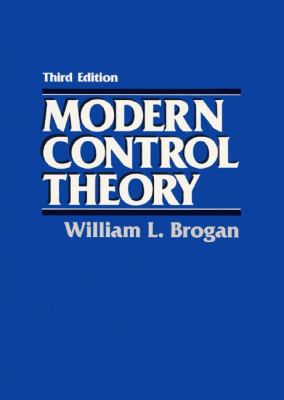 Modern Control Theory (3rd Edition)
