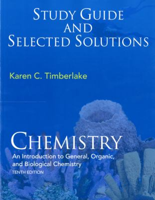 Chemistry: Study Guide with Selected Solutions