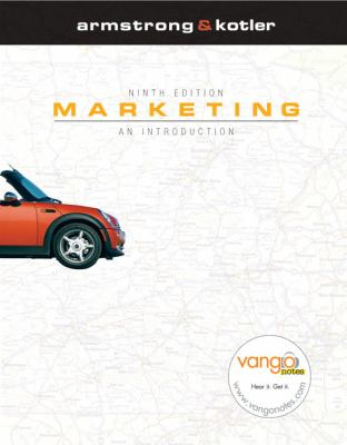 Marketing: An Introduction (9th Edition) (MyMarketingLab Series) (Paperback)