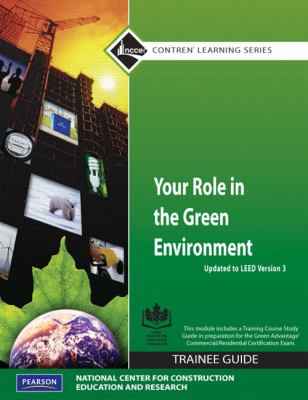 Your Role in the Green Environment TG Update