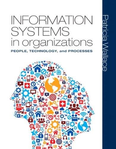 Information Systems in Organizations: People, Technology, and Processes