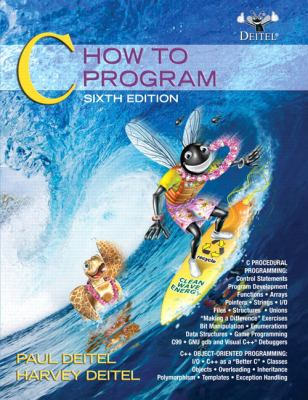 C: How to Program (6th Edition)
