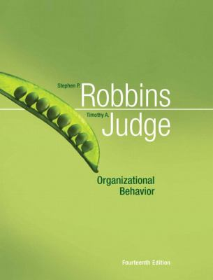 Organizational Behavior (14th Edition) (MyManagementLab Series)