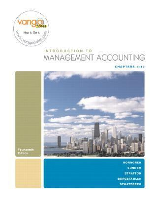 Introduction to Management Accounting-full Book