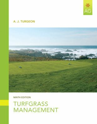 Turfgrass Management (9th Edition)