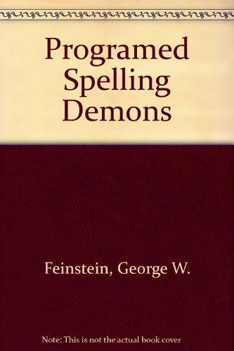 Programed Spelling Demons