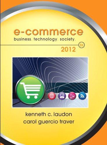 E-Commerce 2012 (8th Edition)