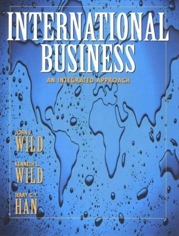 International Business: An Integrated Approach