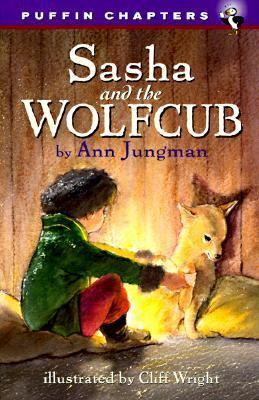 Sasha and the Wolfcub - Ann Jungman - Paperback - REPRINT