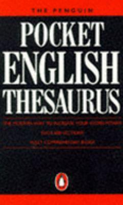 Penguin Pocket Thesaurus - Fay Carney - Paperback