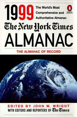 New York Times 1999 Almanac