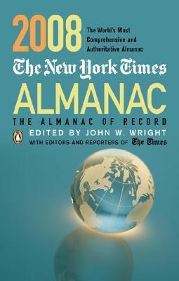 New York Times Almanac 2008