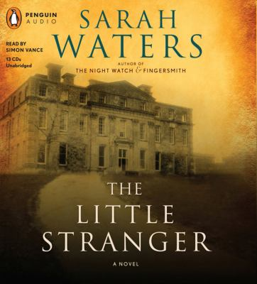 sarah waters the little stranger pdf