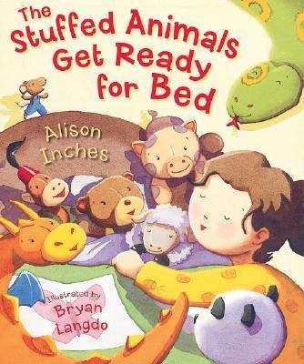 Stuffed Animals Get Ready for Bed