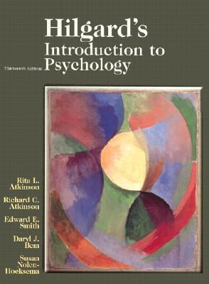 PDF Hilgard S Introduction To Psychology Download eBook for Free