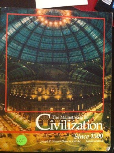 The Mainstream of Civilization Since 1500