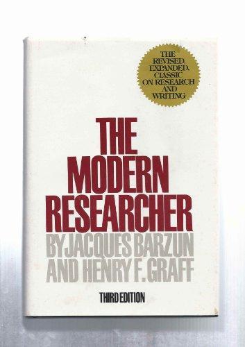 Modern Researcher