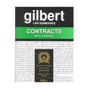 Gilbert Law Summaries: Contracts