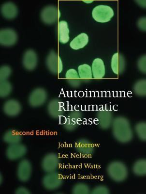 Autoimmune Rheumatic Disease - David Isenberg - Hardcover - REV