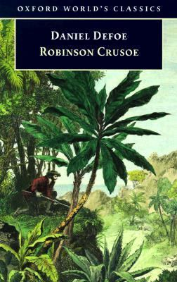 Robinson Crusoe Life and Strange Surprizing Adventures