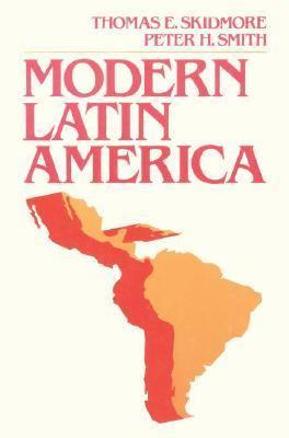 Modern Latin America - Thomas E. Skidmore - Paperback