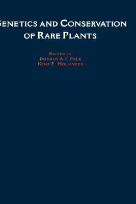 Genetics and Conservation of Rare Plants
