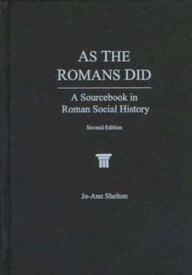 As Romans Did