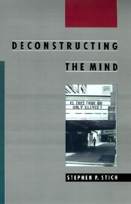 Deconstructing the Mind