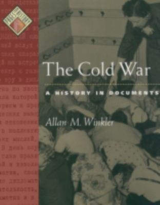 Cold War A History in Documents