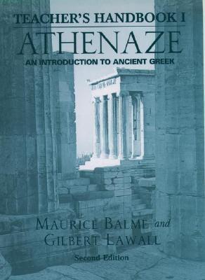 Teacher's Handbook for Athenaze Bk. 1 : An Introduction to Ancient Greek