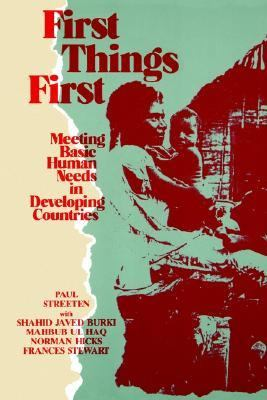 First Things First Meeting Basic Human Needs