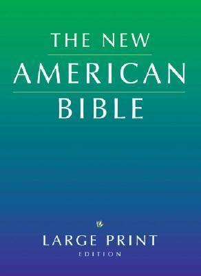 New America Bible Large-Print